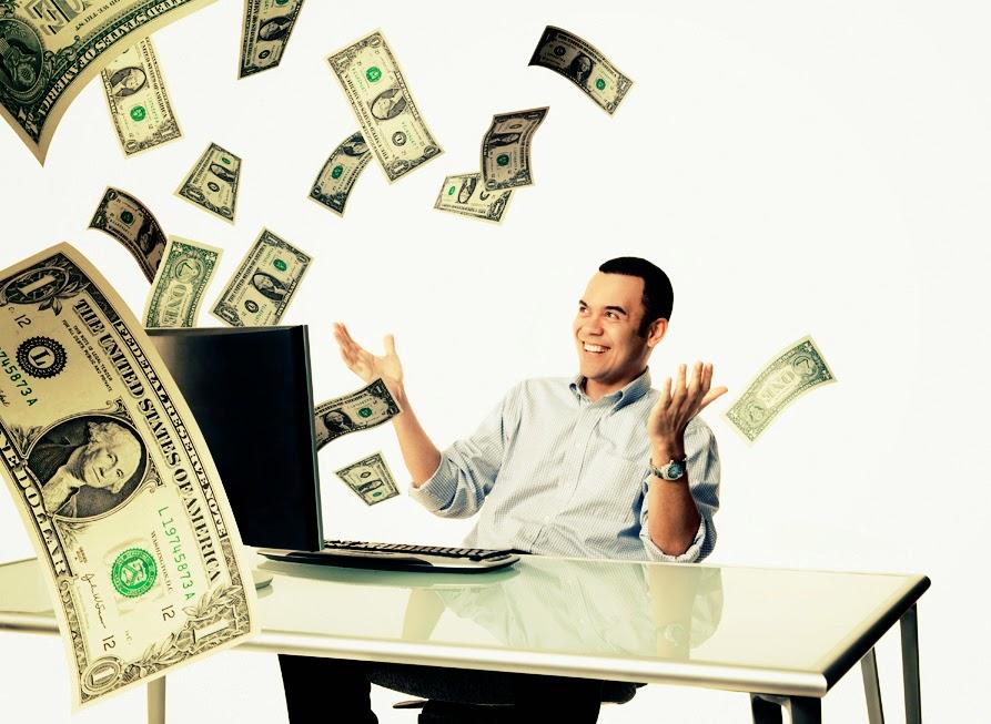 how to win money online internet money