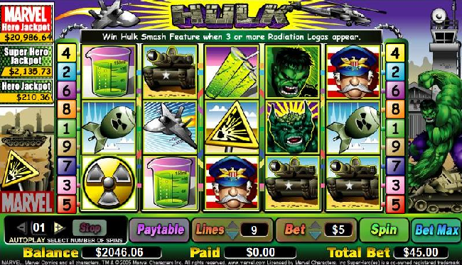 Slots Games Without Internet
